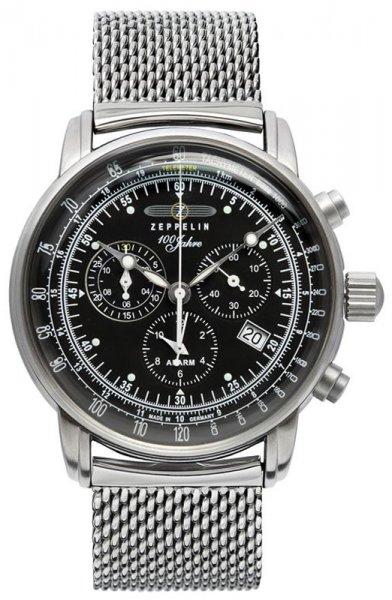 Zegarek Zeppelin  7680M-2 - duże 1