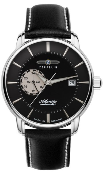 8470-2 - zegarek męski - duże 3