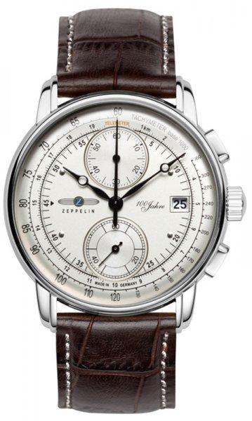 Zegarek Zeppelin 8670-1 - duże 1