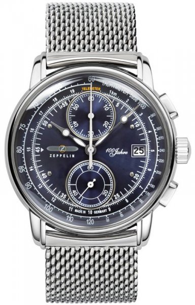 Zegarek Zeppelin 8670M-3 - duże 1