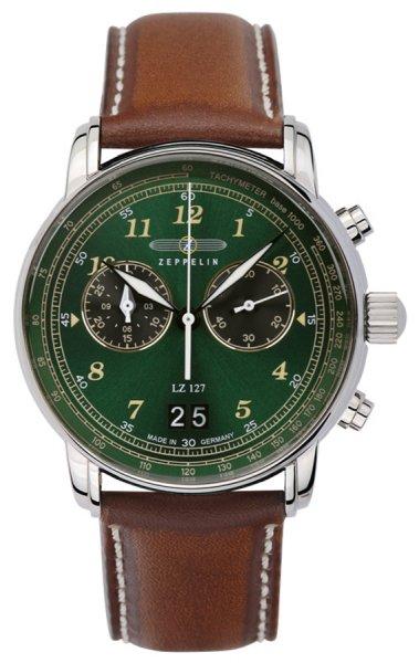 8684-4 - zegarek męski - duże 3