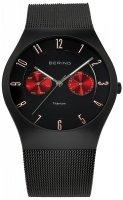 Zegarek męski Bering titanium 11939-229 - duże 1