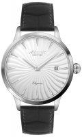 Zegarek damski Atlantic elegance 29142.41.21L - duże 1