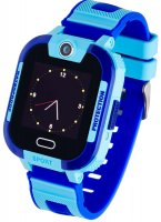 5903246286885 Garett Smartwatch Garett Kids 4You niebieski - duże 1
