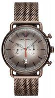 Zegarek męski Emporio Armani sports and fashion AR11169 - duże 1