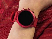 czerwony Zegarek Michael Kors Access Smartwatch MKT5073 - duże 4