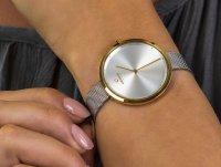 damski Zegarek klasyczny Obaku Denmark Bransoleta V227LXGIMC bransoleta - duże 4
