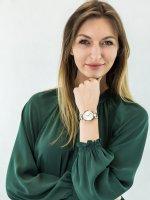 Zegarek damski DKNY bransoleta NY2712 - duże 2