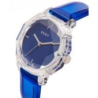 Zegarek damski DKNY pasek NY2888 - duże 2