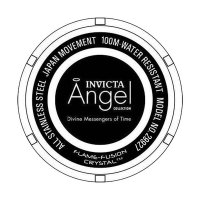 Zegarek damski Invicta angel 29927 - duże 4