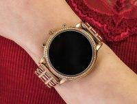 fashion/modowy Zegarek różowe złoto Fossil Fossil Q FTW6035 GEN 5 SMARTWATCH JULIANNA HR ROSE GOLD - duże 4