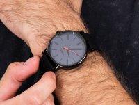 klasyczny Zegarek czarny Timex Originals T2N794 Originals Oversized - duże 4
