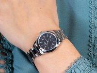 klasyczny Zegarek srebrny Atlantic Seapair 20335.41.61 - duże 4