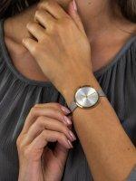 klasyczny Zegarek złoty Obaku Denmark Bransoleta V227LXGIMC - duże 3