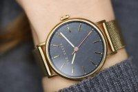 klasyczny Zegarek złoty Ted Baker bransoleta BKPPHF919 Phylpin - duże 9