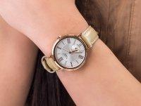kwarcowy Zegarek damski Casio Sheen SHE-3066PGL-7BUEF - duże 4