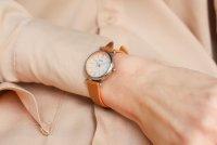 kwarcowy Zegarek damski Fossil Carlie CARLIE MINI ES4835 - duże 6