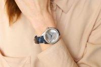 kwarcowy Zegarek damski Guess Damskie W0884L10 - duże 6