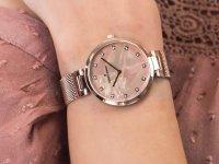 kwarcowy Zegarek damski Jacques Lemans Classic 1-2001H - duże 4