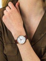 kwarcowy Zegarek damski Timex Waterbury The Waterbury TW2R72500 - duże 3