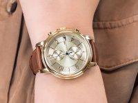 kwarcowy Zegarek damski Tommy Hilfiger Damskie 1781818 - duże 4