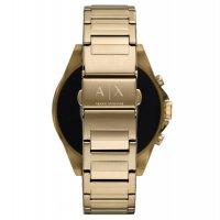 kwarcowy Zegarek męski Armani Exchange Fashion DREXLER AXT2001 - duże 4