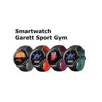 kwarcowy Zegarek męski Garett Męskie Smartwatch Sport Garett Gym szary 5903246286670 - duże 6