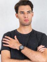 kwarcowy Zegarek męski Lorus Sportowe RM363FX9 - duże 2