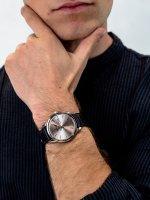Zegarek męski Festina retro F20205-2 - duże 3