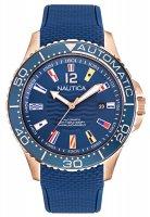 Zegarek męski Nautica pasek NAPJBF917 - duże 1