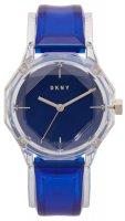 Zegarek damski DKNY pasek NY2888 - duże 1