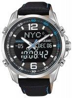 Zegarek męski Pulsar sport PZ4005X1 - duże 1