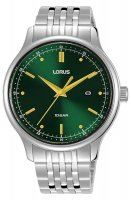 Zegarek męski Lorus klasyczne RH907NX9 - duże 1