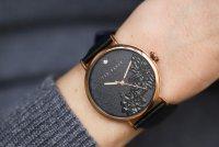 różowe złoto Zegarek Ted Baker pasek BKPPFF904 - duże 7
