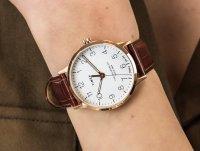 różowe złoto Zegarek Timex Waterbury TW2R72500 - duże 4