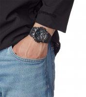 smartwatch GG-B100-1BER Casio G-SHOCK Master of G Mudmaster Carbon Core Black Out szkło mineralne - duże 5