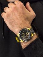 sportowy Zegarek czarny Casio G-Shock GA-2000-1A9ER - duże 3