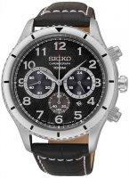 Zegarek męski Seiko chronograph SRW037P2 - duże 1