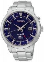 Zegarek męski Seiko kinetic SUN031P1 - duże 1