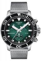 Zegarek męski Tissot seastar 1000 T120.417.11.091.00 - duże 1