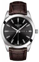 Zegarek męski Tissot gentleman T127.410.16.051.01 - duże 1