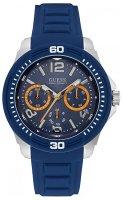 Zegarek męski Guess pasek W0967G2 - duże 1