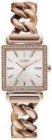 Zegarek damski Guess bransoleta W1030L4 - duże 1