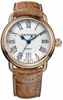 Zegarek męski Aerowatch 1942 60900-RO18 - duże 1