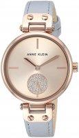 Zegarek damski Anne Klein pasek AK-3380RGLG - duże 1