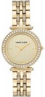 Zegarek damski Anne Klein bransoleta AK-3408CHGB - duże 1