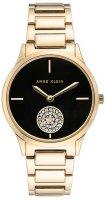 Zegarek damski Anne Klein bransoleta AK-3416BKGB - duże 1