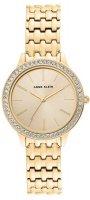 Zegarek damski Anne Klein bransoleta AK-3420CHGB - duże 1