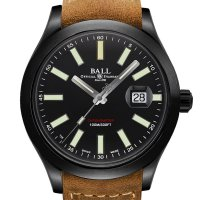 Zegarek męski Ball NM2028C-L4CJ-BK - duże 2