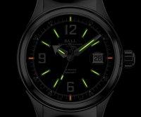 Zegarek męski Ball fireman NM2088C-S2J-WHBK - duże 2